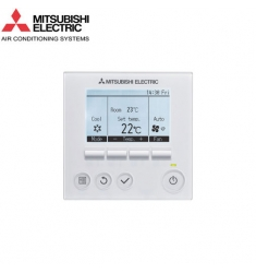 Telecomanda cu fir Mitsubishi Electric PAR-31MAA Seria Mr. Slim